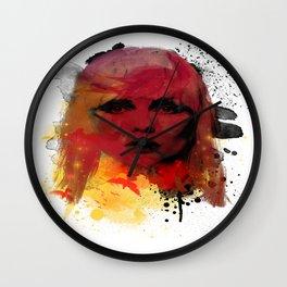 Debbie Harry - Blondie Wall Clock