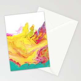 Phoenix Fire Stationery Cards