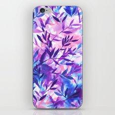 Changes Purple iPhone & iPod Skin