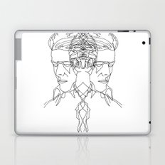 Duo Bowie Laptop & iPad Skin