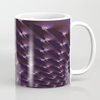 shining Mugs featuring Shining fractal. by Assiyam