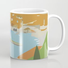 Dubrovnik, Croatia Coffee Mug