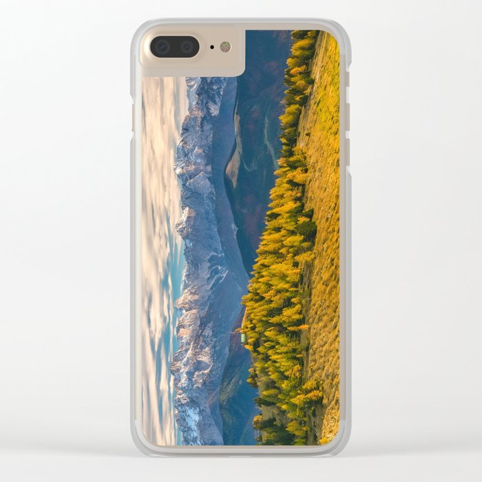 Boundary Lines #prints #society6 Clear iPhone Case