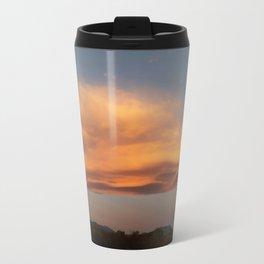 Sculpted Sky Travel Mug