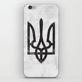 Ukraine iPhone Skin