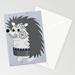 Mr Matuku (Grey) Stationery Cards