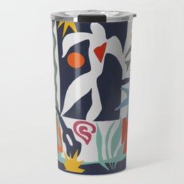 Inspired to Matisse Travel Mug