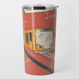 U-BAHN Travel Mug
