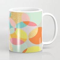 fancy Mugs featuring Fancy by K&C Design