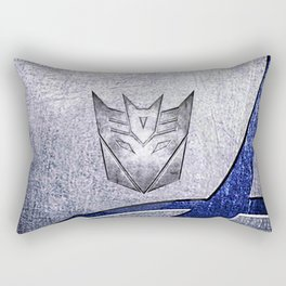 Megatron Rectangular Pillow