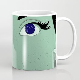 Stars in Her Eyes Coffee Mug