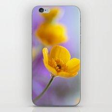 Humble Buttercup iPhone & iPod Skin