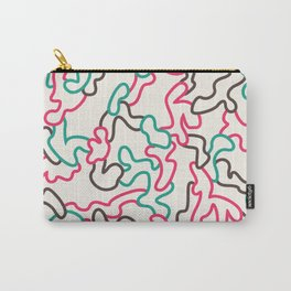 Fantasy pattern. Colour #1. Carry-All Pouch