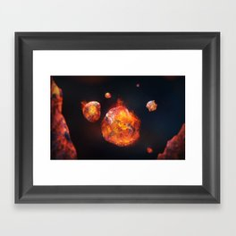 Effervescence Framed Art Print