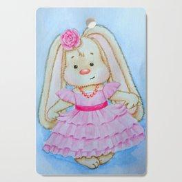 Bunny Cutting Board