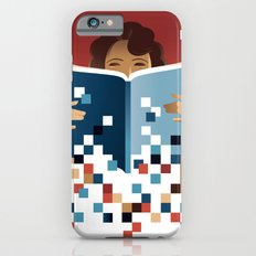 Print to Pixels iPhone 6s Slim Case
