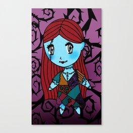 Ragdoll Sally Canvas Print