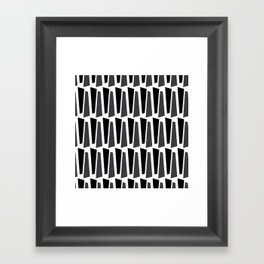 Mod about you, or am I Framed Art Print