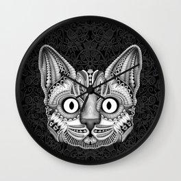Egypt cat aztec pattern art iPhone 4 5 6 7, pillow case, mugs and tshirt Wall Clock
