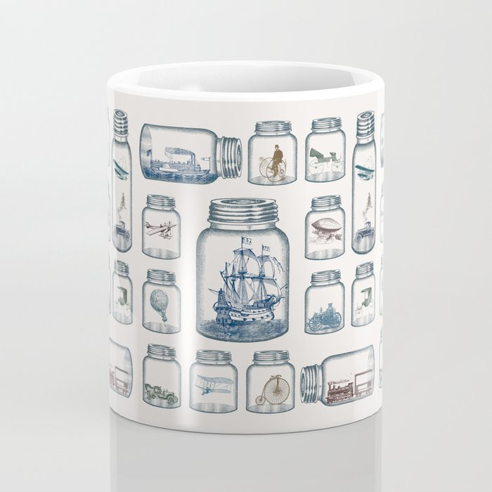 Vintage Preservation Coffee Mug