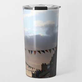 Sunset in Conwy Travel Mug