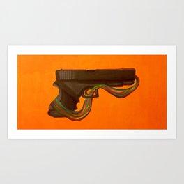Love Drought Art Print