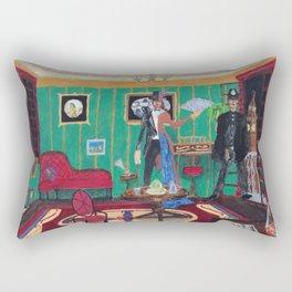 Crime of Diversity 1885 Rectangular Pillow