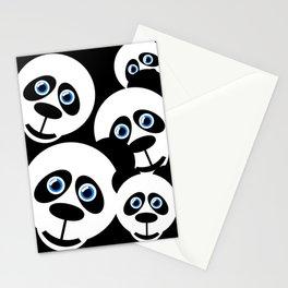 Panda-Monium!!! Stationery Cards