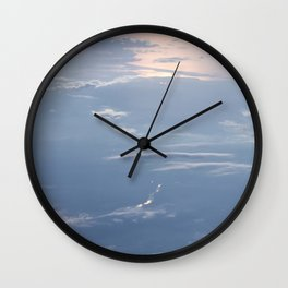 River to Heavens Wall Clock