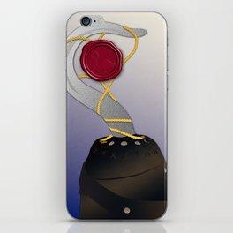 True Love seal iPhone Skin