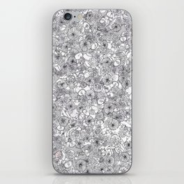 forest011 iPhone Skin