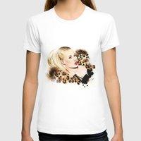 iggy azalea T-shirts featuring Iggy Azalea NYLON  by Tiko Meow