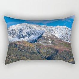 Portage Valley Termination Dust - Alaska Rectangular Pillow