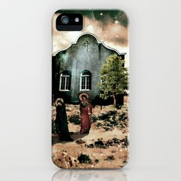 Preternatural Resonance iPhone Case