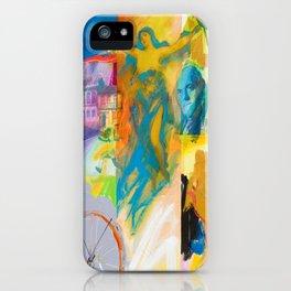 Liberty iPhone Case