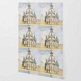 Frauenkirche, Dresden Germany Wallpaper