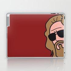 Pop Icon - The Dude Laptop & iPad Skin