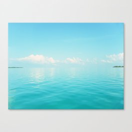 Sky/Sea Canvas Print