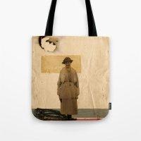 sand Tote Bags featuring SAND// by Matt McCann