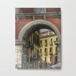Ancient Madrid #4 Metal Print
