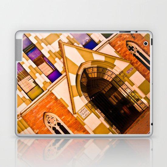 FRONT OF CHURCH Laptop & iPad Skin