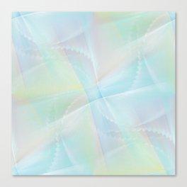 Abstract pastel no. 14 Canvas Print