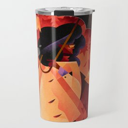 The Autumn Leaves Travel Mug