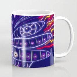 Static Electric City Coffee Mug