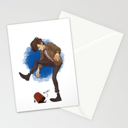 Eleven & Alien Stationery Cards