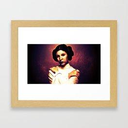 PrincessLeia   StarWar Art Framed Art Print