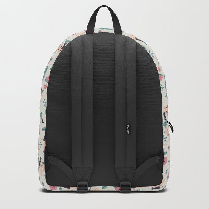 Natural Girls Backpack