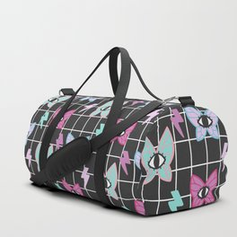 ButterEye - Black Duffle Bag