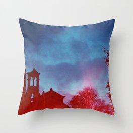 Ranelagh, Dublin.  Throw Pillow