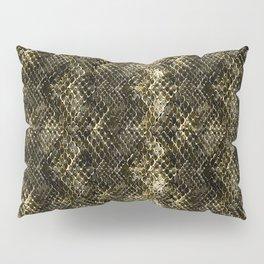Snake skin. Pillow Sham